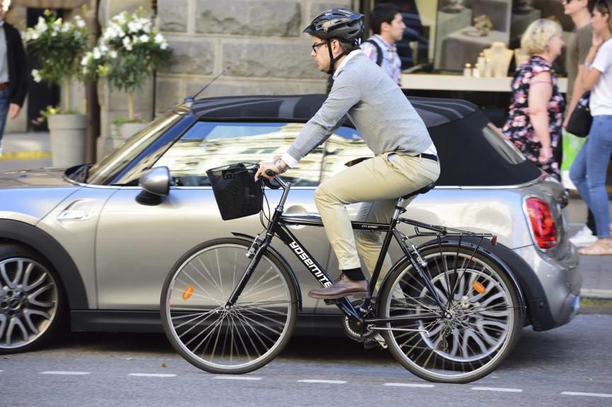 'Fiets naar je werk' -dag: Ga jij vandaag met de fiets? Stimuleer vitaliteit op de werkvloer!