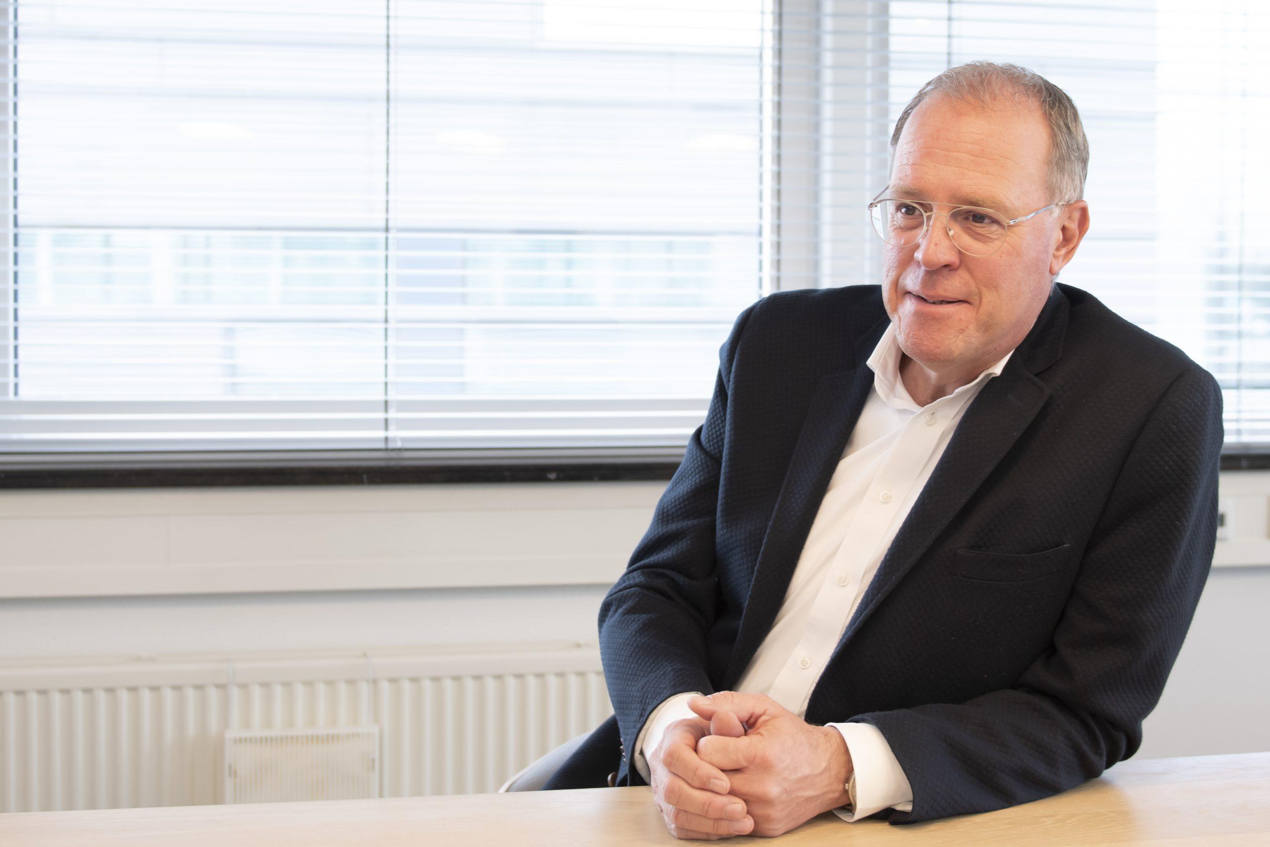 """CEO Paul Ummels van MediReva: """"De combinatie van leiderschap en vertrouwen is cruciaal"""""""